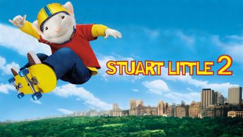 Netflix box art for Stuart Little 2