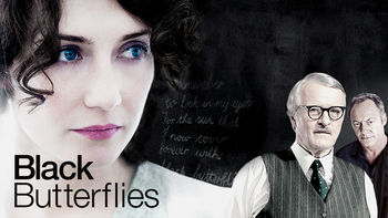 Netflix box art for Black Butterflies