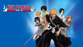 Netflix box art for Bleach - Season 1
