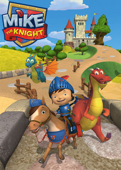 Mike the Knight Netflix BR (Brazil)