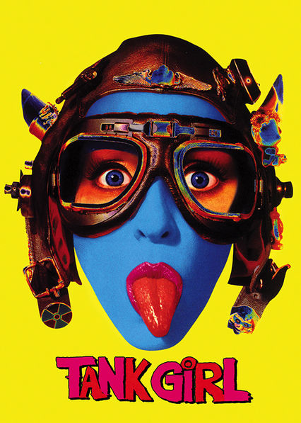 Tank Girl Netflix UK (United Kingdom)