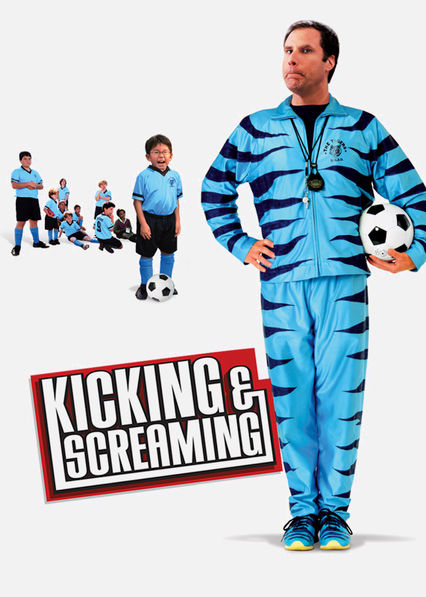 Kicking and Screaming Netflix BR (Brazil)