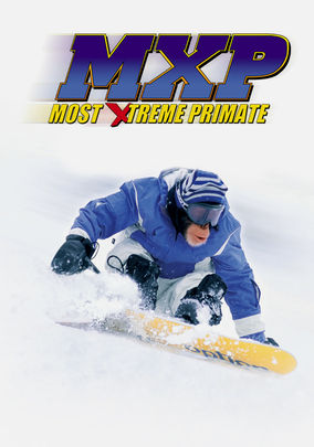Netflix Box Art for MXP: Most Xtreme Primate