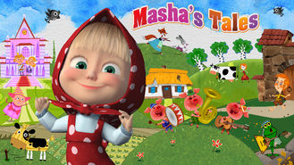 Netflix Box Art for Masha's Tales - Season 1