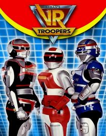 V.R. Troopers: Season 1: Good Trooper-Bad Trooper