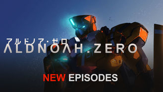 Netflix box art for Aldnoah.Zero - Season 2