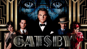 Netflix box art for The Great Gatsby