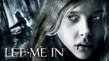 Netflix box art for Let Me In