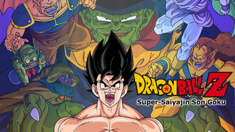 Dragon Ball Z - Super-Saiyajin Son Goku
