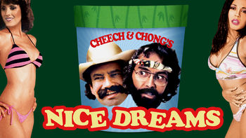 Netflix box art for Cheech & Chong's Nice Dreams