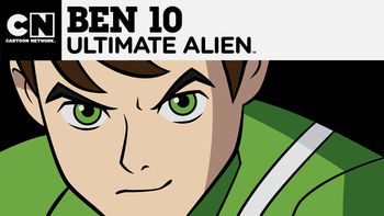 Netflix box art for Ben 10: Ultimate Alien - Season 1