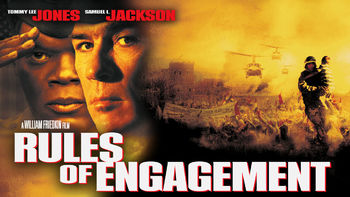 Netflix box art for Rules of Engagement