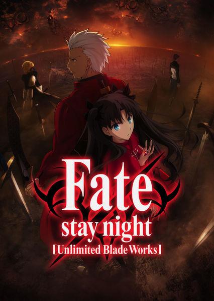 Fate/stay night: Unlimited Blade Works Netflix ES (España)