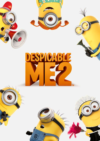 Despicable Me 2 Netflix IN (India)
