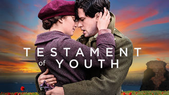 Netflix Box Art for Testament of Youth