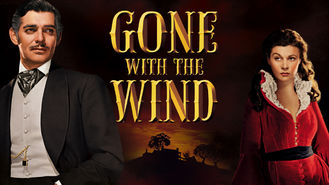 Netflix box art for Gone with the Wind