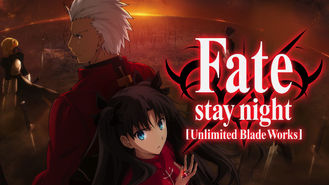 Netflix box art for Fate/stay night: Unlimited Blade Works - Season 2