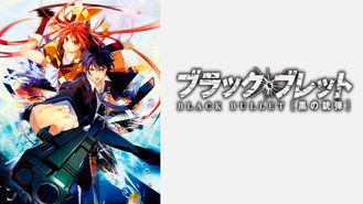 Netflix box art for Black Bullet - Season 1