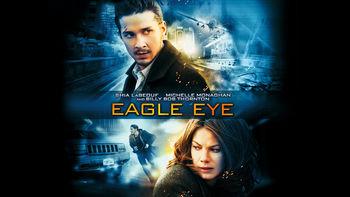 Netflix box art for Eagle Eye