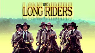 Netflix box art for The Long Riders