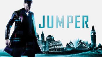 Netflix box art for Jumper