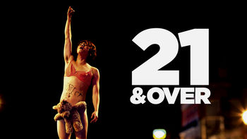 Netflix box art for 21 & Over