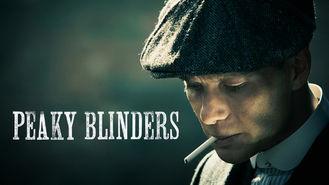 Netflix Box Art for Peaky Blinders - Season 1