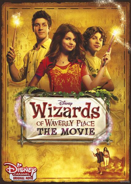 Wizards of Waverly Place: The Movie Netflix AU (Australia)