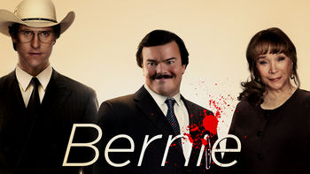 Netflix box art for Bernie