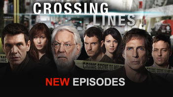 Netflix box art for Crossing Lines - Season 1