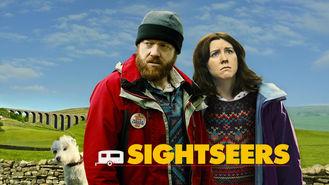 Netflix box art for Sightseers