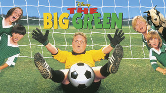 Netflix box art for The Big Green