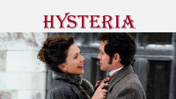 Netflix box art for Hysteria