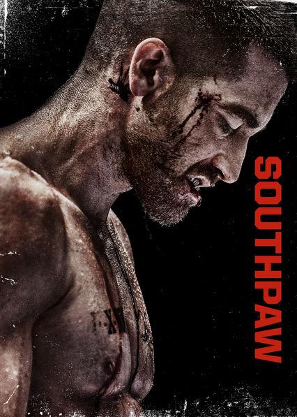 Southpaw Netflix AR (Argentina)