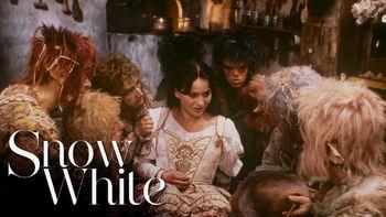 Netflix Box Art for Snow White