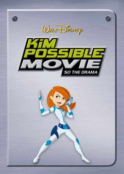 Kim Possible Movie: So the Drama Netflix ES (España)