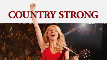 Netflix box art for Country Strong