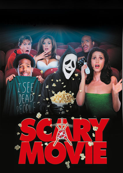 Scary Movie Netflix BR (Brazil)