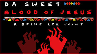 Netflix box art for Da Sweet Blood of Jesus