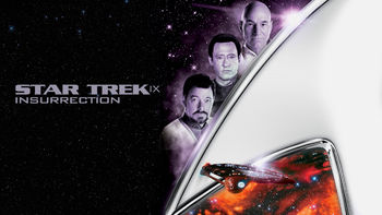 Is Star Trek: Insurrection on Netflix?