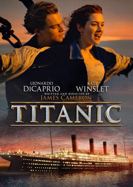 Titanic Netflix PR (Puerto Rico)