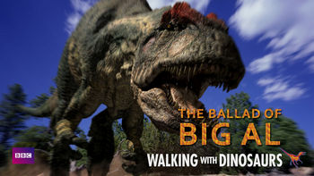 Netflix box art for Walking with Dinosaurs: The Ballad of... - Season 1