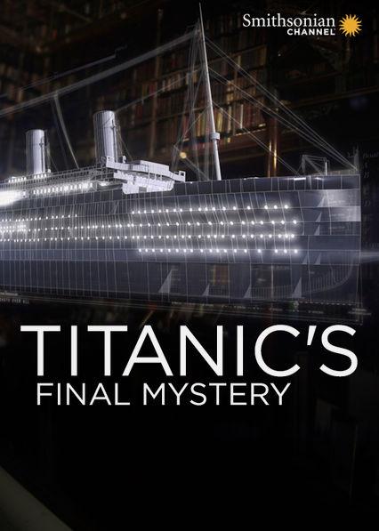 Titanic's Final Mystery Netflix PR (Puerto Rico)