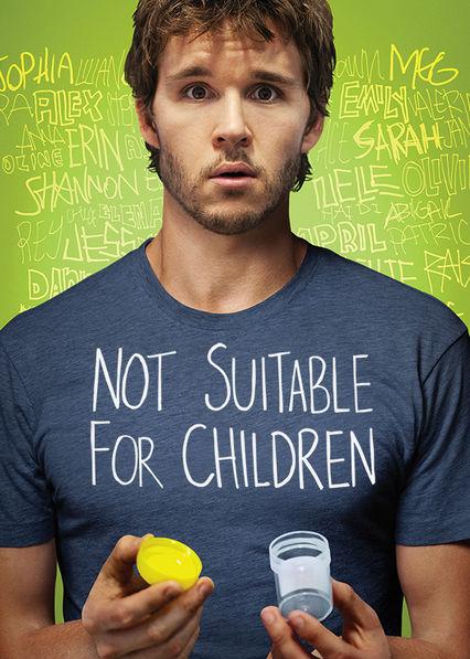 Not Suitable for Children Netflix UK (United Kingdom)