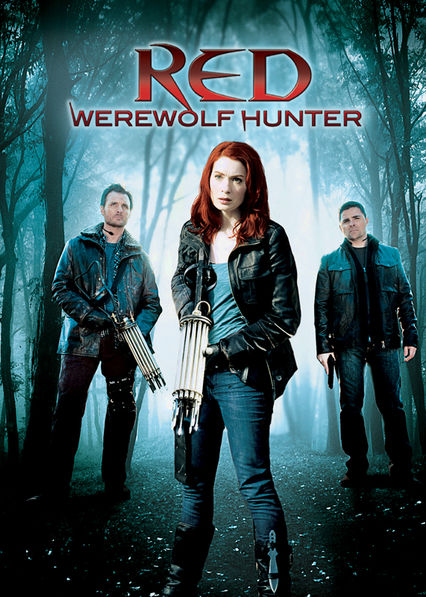 Red: Werewolf Hunter Netflix UK (United Kingdom)