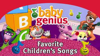 Netflix box art for Baby Genius: Favorite Children's Songs