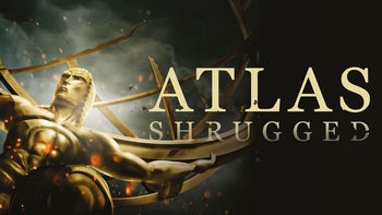 Netflix box art for Atlas Shrugged: Part I