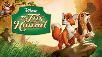 Netflix box art for The Fox and the Hound