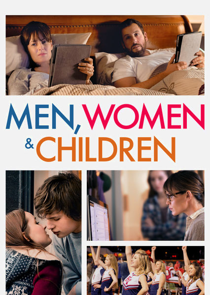 Men, Women and Children Netflix CL (Chile)