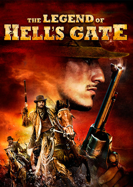 The Legend of Hell's Gate: An American Conspiracy Netflix AR (Argentina)